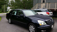 2001 Lexus LS 430 Sedan--low kms--