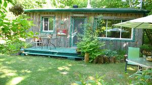 Mini-maison, Tiny house, chalet à Notre-Dame-du-Mont-Carmel