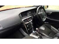 2014 Volvo V40 D2 R DESIGN 5dr Manual DAB R Manual Diesel Hatchback