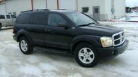 2006 Dodge Durango SLT PLUS SUV LOADED SAFETIED SUNROOF $6450