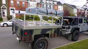 m1102 military trailer (off road trailer)