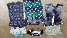 0-3 month boys clothes