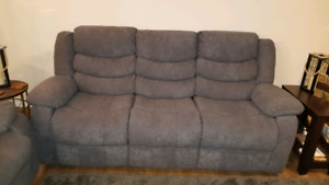 Reclining sofa for sale $600 OBO