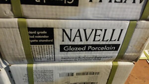 Brand New Navelli Tiles still in the boxes   31 Boxes avail.