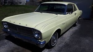 1966 Ford Falcon - - No.s Matching Car - - Original Body & Paint