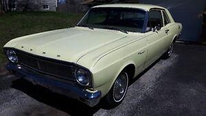 1966 Ford Falcon - - No.s Matching Car - - Original Body & Paint