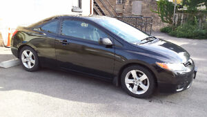2007 Honda Civic EX Coupe (2 door)