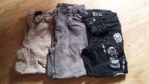 Boys size 5 - summer and fall clothes