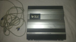 Alpine V12 MRV-T503 - 2 Channel Amplifier.