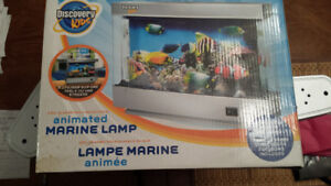 Discovery Kids animated lamp