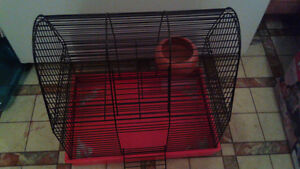 MICE,RAT,OR HAMSTER CAGE $25.FIRM