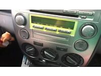 Mazda 2 2005 car CD Player