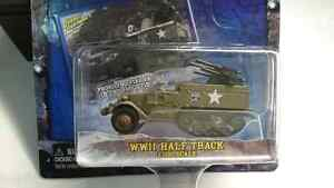 JOHNNY LIGHTNING WWII HALF TRUCK MILITARY MUSCLE