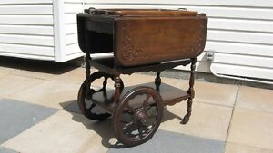 Antique Tea Trolley REDUCED TO SELL