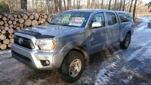 2015 Toyota Tacoma TRD Sport - 40200km- Double Cab- Full garanti