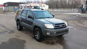 Toyota 4Runner - low kms,starter,carproof,two sets of tires/rims