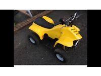 Child's quad 50 cc