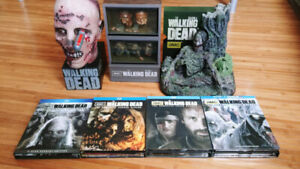 The Walking Dead seasons 1 - 4 Limited Edition