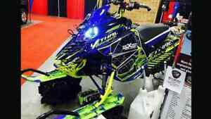 wanted mini snowmobiles 120cc ( any condition)