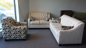 CANADIAN MADE SOFA SET AND MORE ON HUGE SALE