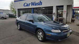 Selling 2003 Chevrolet Malibu LS Sedan-Low KM!! $2800