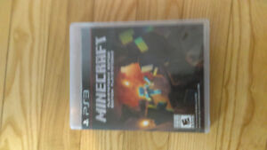Minecraft PS3 Game for sale