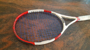 Wilson Six One 95S tennis racquet (racket) grip 4 1/4