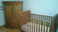 "Baby""s Bedroom Set 3 pieces"