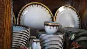 12 place setting China REDUCED