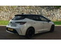2021 Toyota COROLLA HATCHBACK 1.8 VVT-i Hybrid GR Sport 5dr CVT Auto Hatchback P