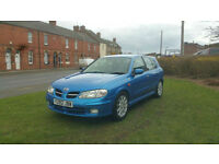 Nissan Almera 1.8 Sport+ PX Swap Anything considered