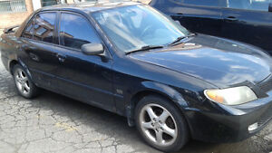 2001 Mazda Protege ES Sedan with Remote Starter