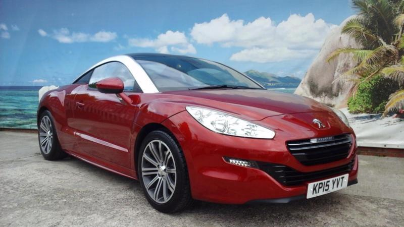 2015 peugeot rcz hdi sport coupe diesel in cwmbran torfaen gumtree. Black Bedroom Furniture Sets. Home Design Ideas