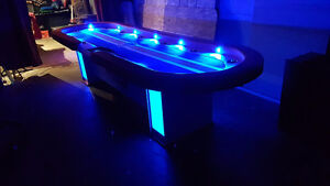 Planet Gaming Custom Made Casino Tables, Poker Table, Blackjack