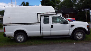 2008 Ford F-250 Camionnette