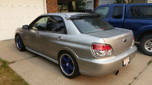 2006 Subaru WRX STi w/ 110k ,  for sale or down trade, jdm, rhd
