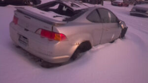 2002 acura rsx PARTING OUT