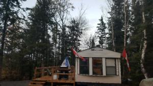Cottage / hunt camp Lolaken valley