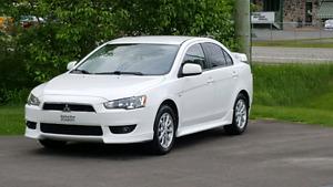 Mitsubishi Lancer se 2010 (6000$) vente rapide rabais de 2000$