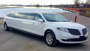 LINCOLN MKT LIMOUSINE / LIMO FOR SALE.  START MAKING $$$ TODAY!!