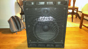 "High Quality Mark Bass Cab with 15"" speaker and cable FOR SALE!"