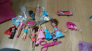 Barbie toys and parts best offer