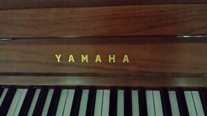 Yamaha P2 upright piano excellent condition Strathcona County Edmonton Area image 2