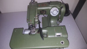 Industrial Blind Stitch Sewing Machine For Hemming