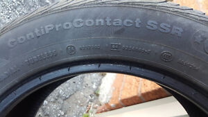 RunFlat Tires (Made in Germany)-205/55/16 Continental ContiPro