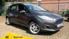 2016 Ford Fiesta 1.6 Zetec (Nav) Powershift Automatic Petrol Hatchback
