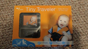 Baby Monitor For Your Car