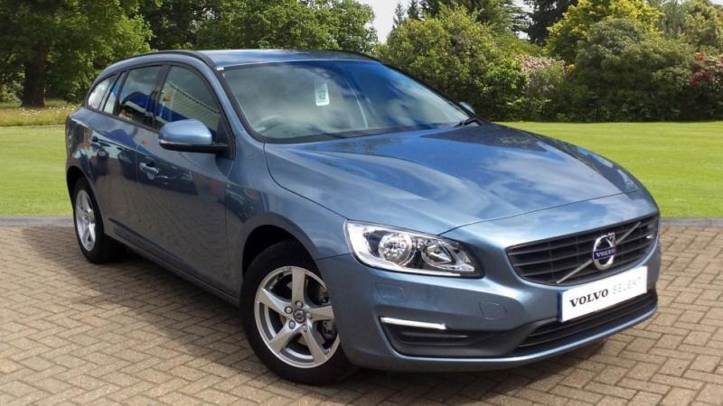 2016 Volvo V60 D4 Business Edition Auto Automatic Diesel Estate