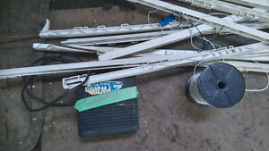 Water troughs portable fencing tack blankets