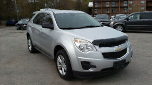 2010 Chevy Equinox LS, E-Certified, Finance Available.